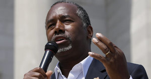 Ben Carson Says There's A War On 'What's Inside Of Women,' Leaving Out Some Crucial Context