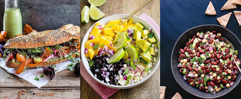 31 Filling Lunch Ideas That Won't Leave You Feeling Gross