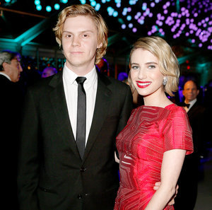 Emma Roberts and Evan Peters Are Back On After Breaking Off Engagement