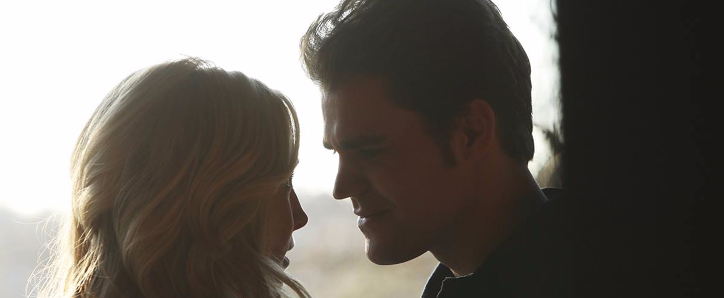 20 Moments That Prove Steroline Is Now the Hottest Couple on The Vampire Diaries