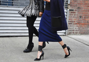 4 Fashion Rules It's Totally OK to Break (& How to Do It!)