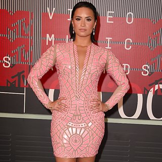 Demi Lovato at 2015 MTV VMAs