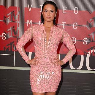 Demi Lovato at 2015 MTV VMAs