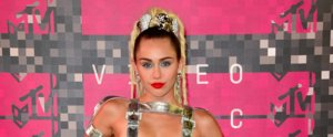 All Angles of Miley Cyrus' Power Ponytail of Dreadlocks
