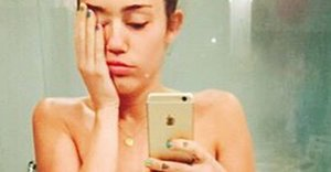 Miley Cyrus Shares Nude Photo Ahead Of Hosting VMAs