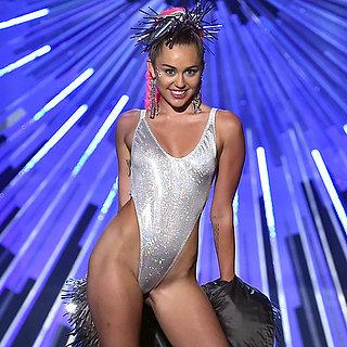Looks les Plus Fous de Miley Cyrus aux MTV VMAs 2015