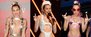 See All the Photos From Miley's Weird, Wild Night at the VMAs