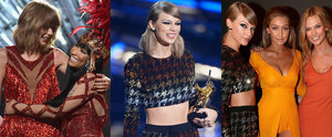 All the Best Moments From Taylor Swift's Big Night at the VMAs