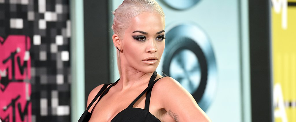 Rita Ora's Party-at-the-Back Hairstyle You Should Copy