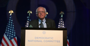 Bernie Sanders: My Supporters Are 'Not Anti-Hillary Clinton'