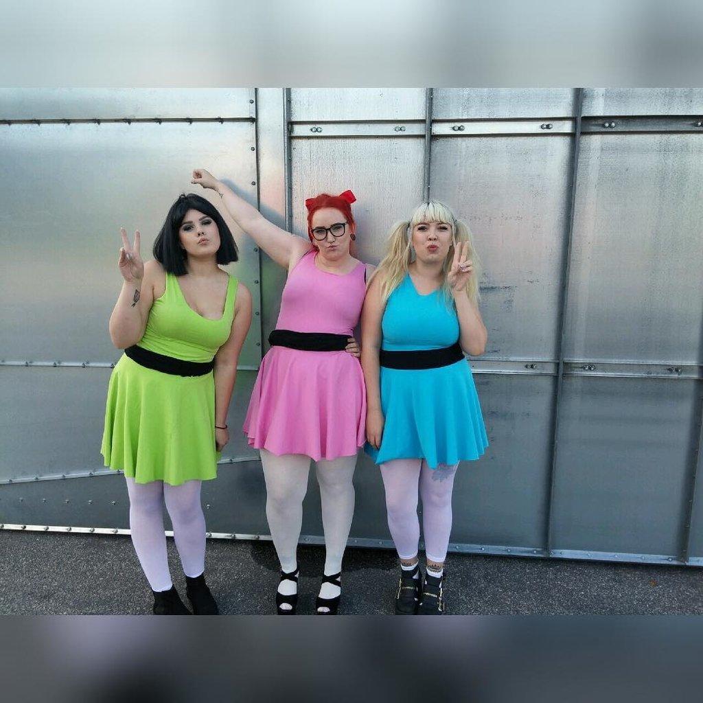 powerpuff girls mayor costume