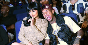 Kylie Jenner And Tyga Make It Official At The VMAs