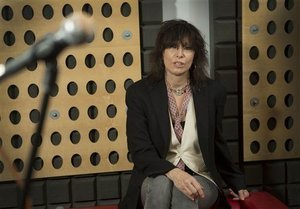 Chrissie Hynde: Rape Can Be Woman's Fault