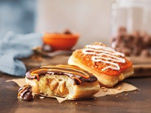 Dunkin' Donuts Adds New Flavors to its Fall Roster