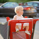 Watch a Woman Explain How She Accidentally Left Her 2-Month-Old Baby in a Shopping Cart