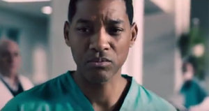 Will Smith Takes on the NFL in First 'Concussion' Trailer