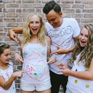 The Vampire Diaries Star Candice Accola Is Pregnant