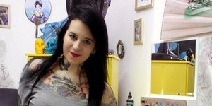 This Artist Is Changing the Lives of Domestic Violence Survivors, One Tattoo at a Time