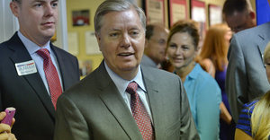 Lindsey Graham: Kentucky Clerk Must 'Comply With The Law Or Resign'