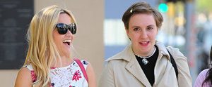 Reese Witherspoon and Lena Dunham Flash Sweet Smiles During Their Sunny Day Out