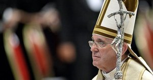 Pope Francis Urges The Rich And Powerful To 'Care' For The Planet