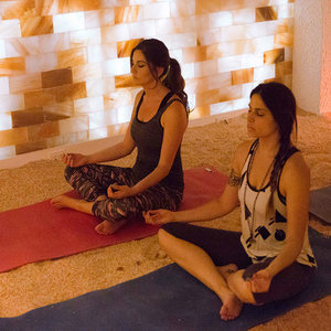 Could Salt Yoga Boost Your Sports Performance?