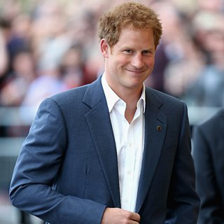 Prince Harry Jokes That He's a Bad Uncle to Princess Charlotte