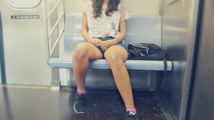 An Open Letter To the Three Women Who Were Pointing and Laughing At My Hairy Legs on the Subway