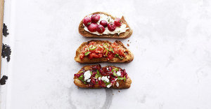 3 Delicious Recipes That Will Make You Forget You're Eating Toast