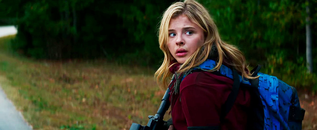 The 5th Wave, Starring Chloë Grace Moretz, Looks Like the Gnarliest YA Adaptation Yet