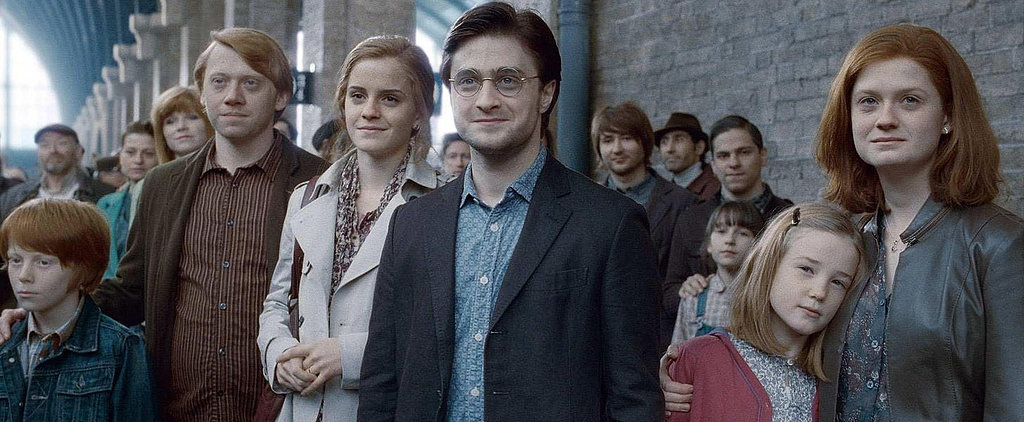 J.K. Rowling Reveals Which House Harry Potter's Son Has Been Sorted Into!