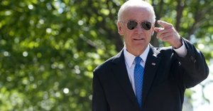 Joe Biden To Appear On 'The Late Show' With Stephen Colbert