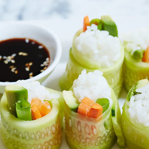 How to Make Sushi: A Veggie Roll Crash Course