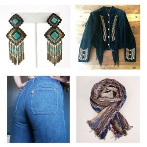 Your Guide To Rocking Fall's Bohemian Folk Trend