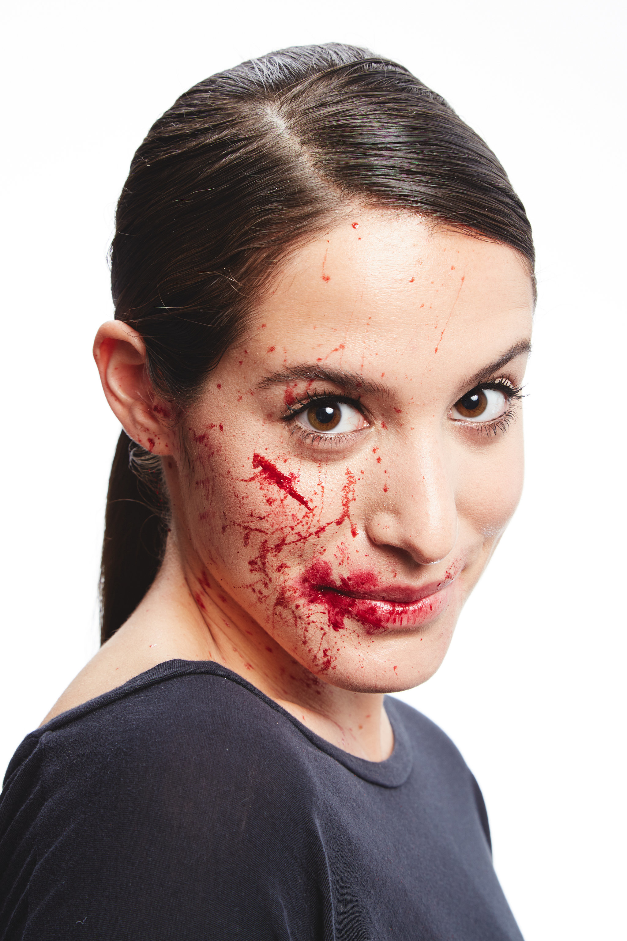how to make fake vampire blood