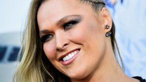 Ronda Rousey Happily Accepts Marine's Invitation to Marine Corps Ball: 'Yeah, He's Cute!'