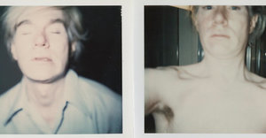 With A Polaroid Camera, Andy Warhol Was 'The Original Instagrammer'