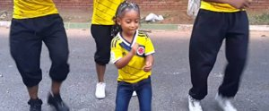 You Have to See This Little Girl's Amazing Salsa Dancing Skills