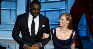 Idris Elba and Jessica Chastain Respond to James Bond Comments