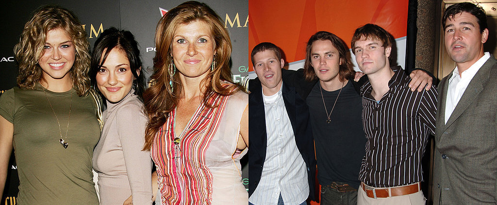 Get Your Friday Night Lights Fix With a Look Back at the Cast's First Moments Together