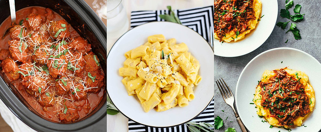 18 Set-It-and-Forget-It Italian Dinner Recipes