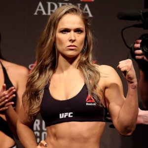 Ronda Rousey Accepts Invite to Marine Corp Ball