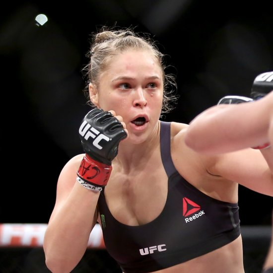 Ronda Rousey and Speech Disorders