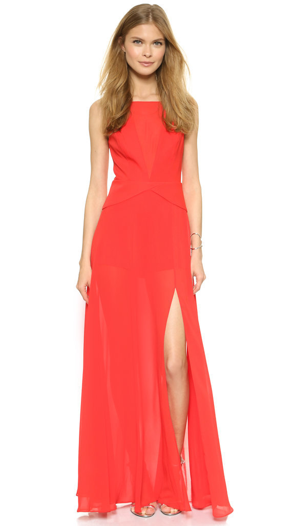 BCBGMAXAZRIA Halee Maxi Dress ($237)