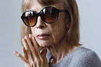 Joan Didion: She Loves a Good Hair Clip