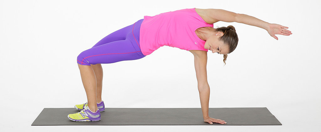 Tone Your Butt, Thighs, Abs, and Arms — All in 1 Move