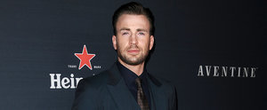 "Chris Evans Says He's ""a Pretty Romantic Guy"""
