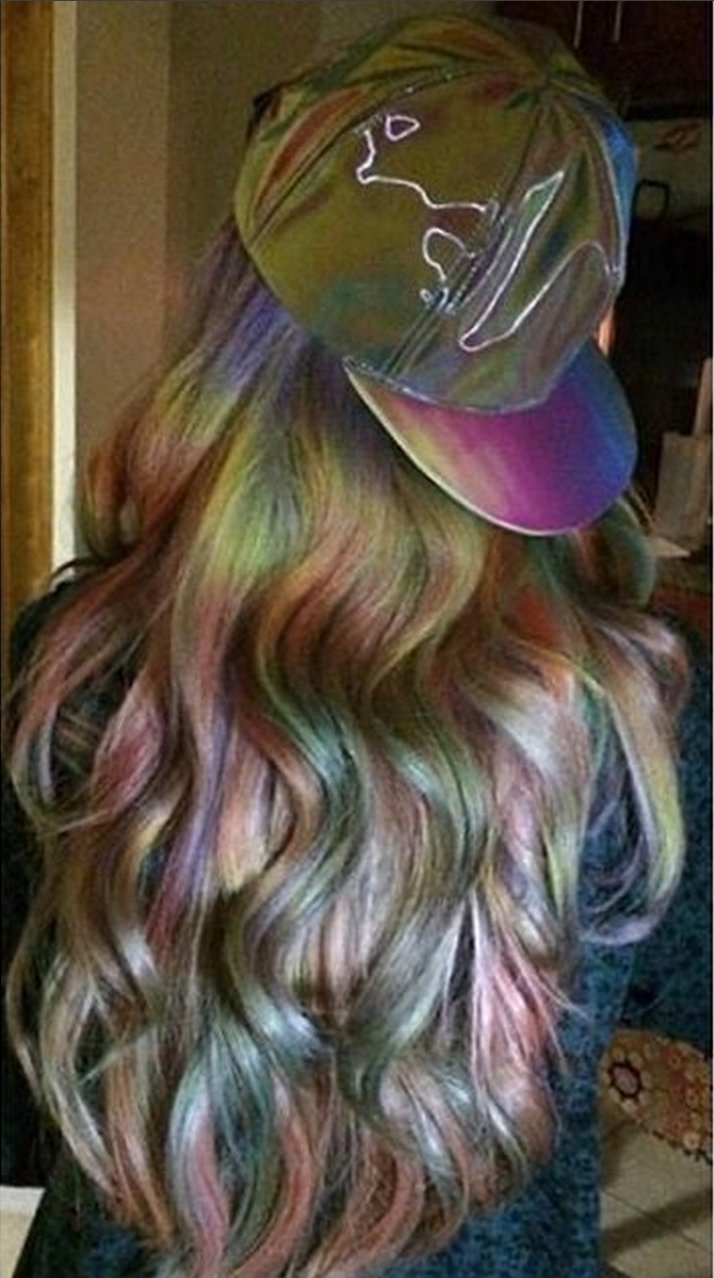 Makeup Beauty Hair Amp Skin Oil Slick Is The Rainbow
