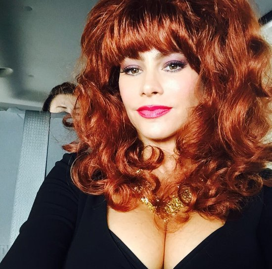 Sofia Vergara as Peg Bundy Halloween Costume