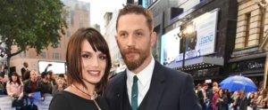 Tom Hardy and Charlotte Riley Reveal Some Exciting News at His Premiere